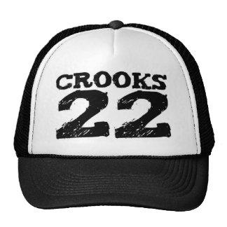 CROOKS 22 KOGO MESH HAT