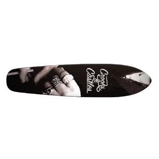 Crooks & Castles The Firm Skateboard Deck