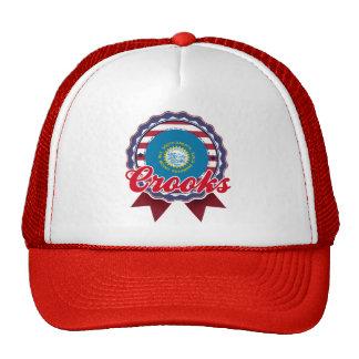 Crooks, SD Trucker Hat