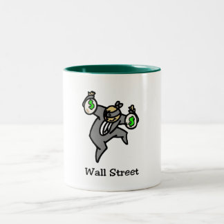 Crooks Two-Tone Coffee Mug