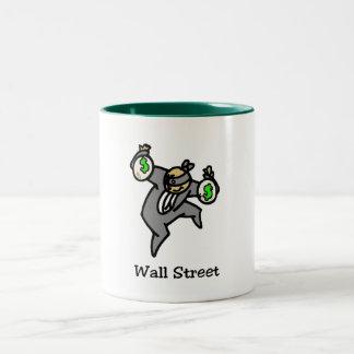 Crooks Two-Tone Coffee Mug