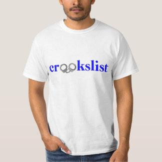 crookslist playera