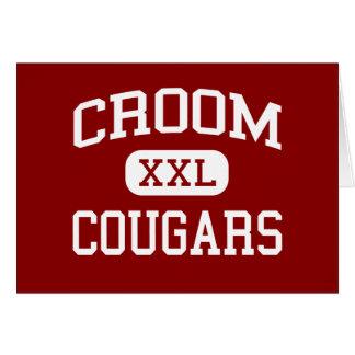 Croom - Cougars - Vocational - Upper Marlboro Card