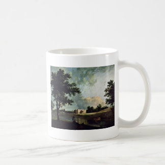 Croome Court In Worcestershire By Richard Wilson Coffee Mugs
