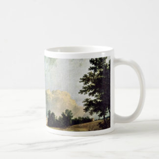 Croome Court In Worcestershire By Richard Wilson Mug