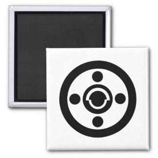 Crop circle 3 magnet