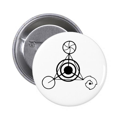 Crop Circle 7 Button