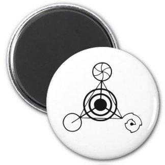Crop Circle 7 Magnet