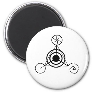 Crop Circle 7 Fridge Magnets