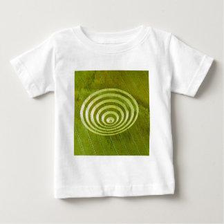 Crop Circle Cissbury Rings 1995 Baby T-Shirt