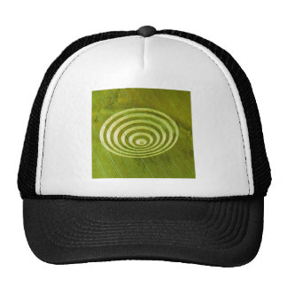 Crop Circle Cissbury Rings 1995 Hat