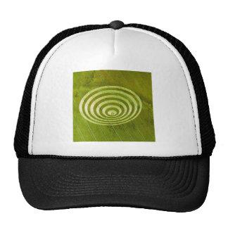 Crop Circle Cissbury Rings 1995 Trucker Hat