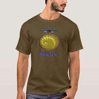 Crop circle designs T-Shirt