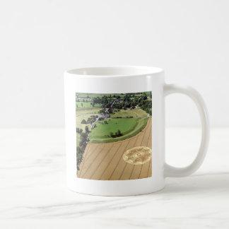 Crop Circle Dreamcatcher Avebury 1994 Coffee Mug