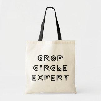 Crop Circle Expert Tote Bag