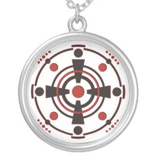 crop circle III Pendant
