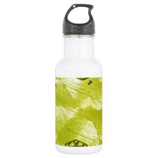 Crop Circle Koch Snowflake Silbury Hill 1997 Water Bottle