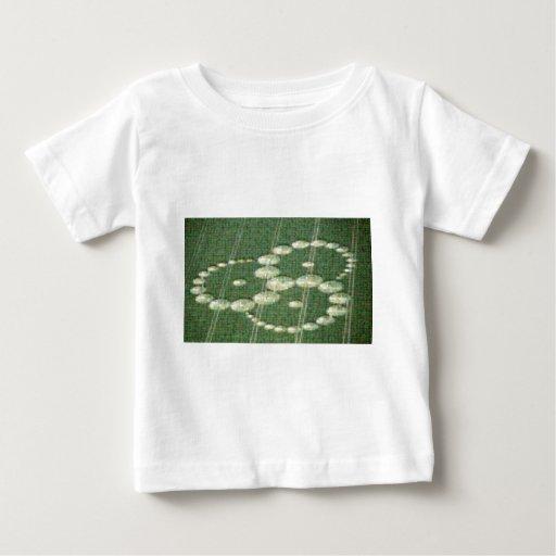 Crop Circle Mosaic T Shirts