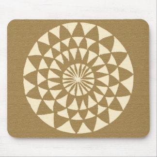 Crop Circle Mouse pad