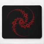 crop circle mousepads