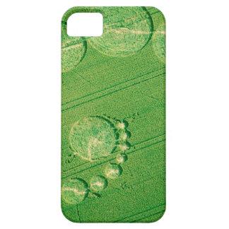 Crop Circle Seventeen Moons Wiltshire iPhone 5 Cases