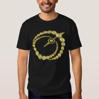 Crop Circle Sun Cicles T-Shirt