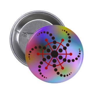 crop circle VII Pinback Buttons