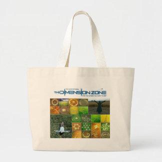 Crop Circles Tote Bags
