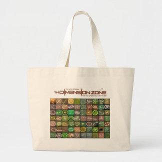 Crop Circles Blanket Tote Bag