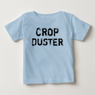 Crop Duster - funny running Baby T-Shirt