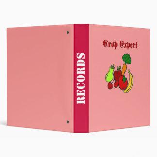 Crop Expert Vinyl Binder