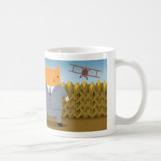 Cropduster Cat Coffee Mug