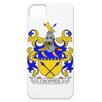 Cropper Coat of Arms II iPhone 5 Cover