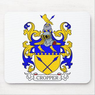 Cropper Coat of Arms II Mousepad