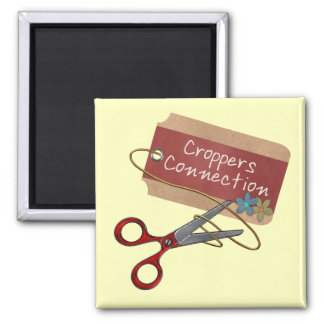 Croppers Connection Magnet