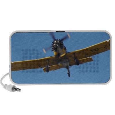 Cropsprayer Airplane iPhone Speaker