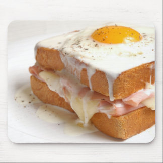 Croque Madame Mouse Pad