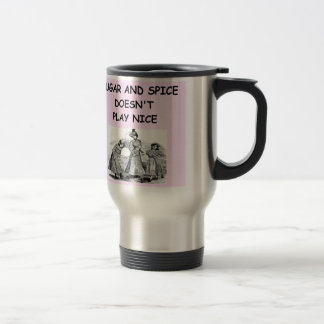croquet 15 oz stainless steel travel mug