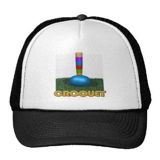 Croquet 2 gorro