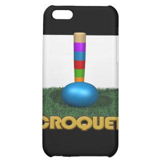 Croquet 2 iPhone 5C cover