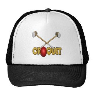 Croquet 3 gorro