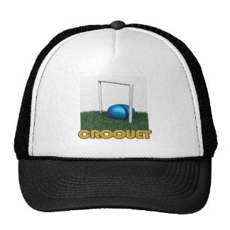 Croquet 4 gorro de camionero