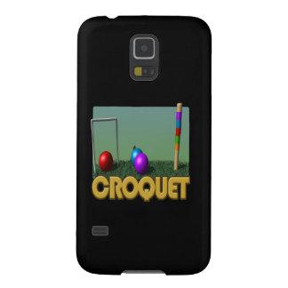 Croquet 5 fundas para galaxy s5