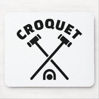 Croquet Alfombrillas De Ratón