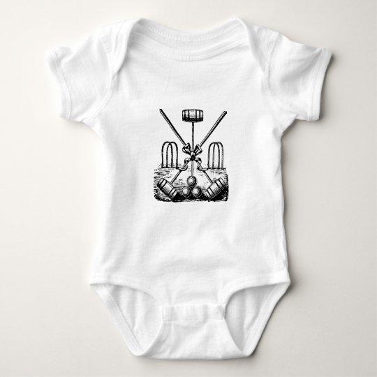 Croquet Baby Bodysuit