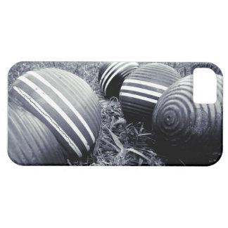 Croquet Balls - Monotone iPhone SE/5/5s Case
