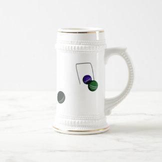 Croquet Balls Coffee Mug