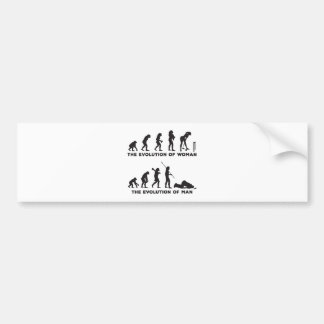 Croquet Bumper Sticker