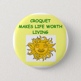 croquet button