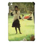 Croquet, c.1878 iPad mini cover